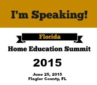 I'm Speaking at FHES!