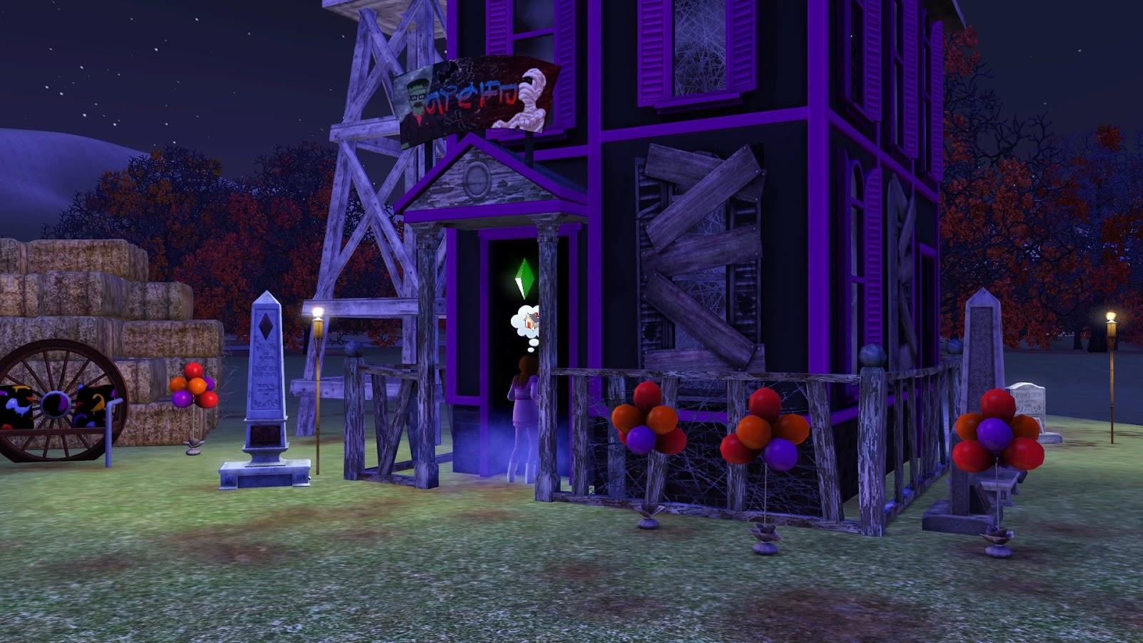 SimsTias - En Simsblogg/nyhetsajt: Lite Höstbilder Från The Sims 3 ...