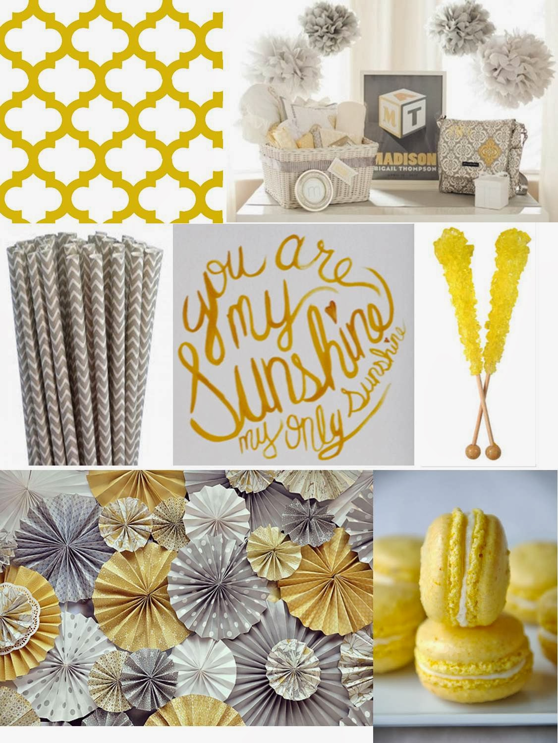rnlmusings you are my sunshine baby shower