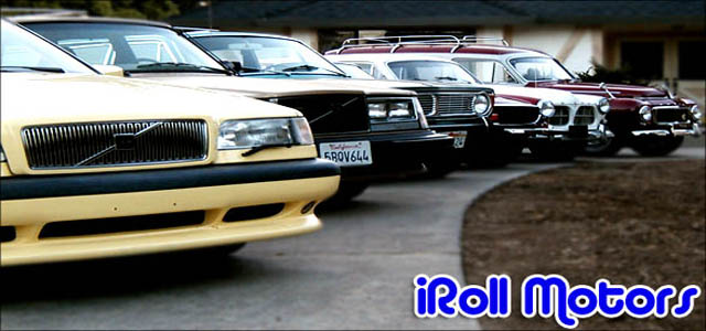 The iRoll Times - iRoll Motors Inc. Classic and Vintage Volvo Everything
