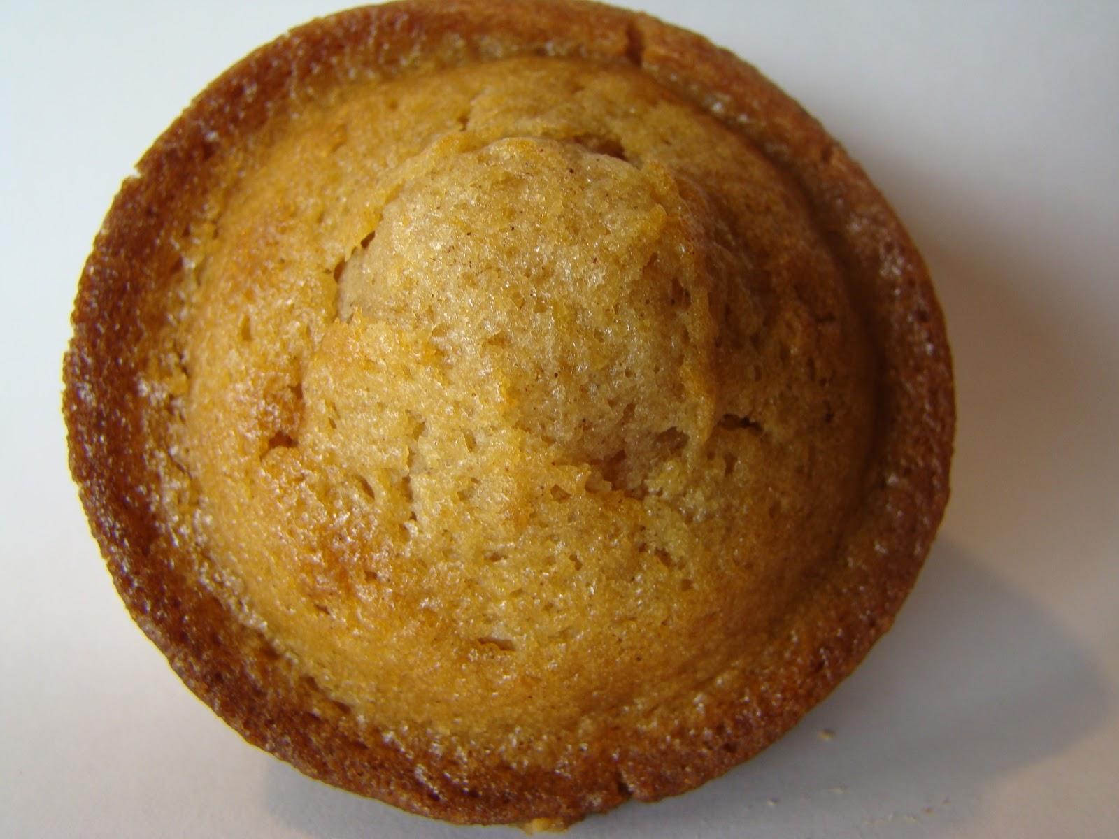HoneyBeeHive: Pumpkin Butterscotch Muffins