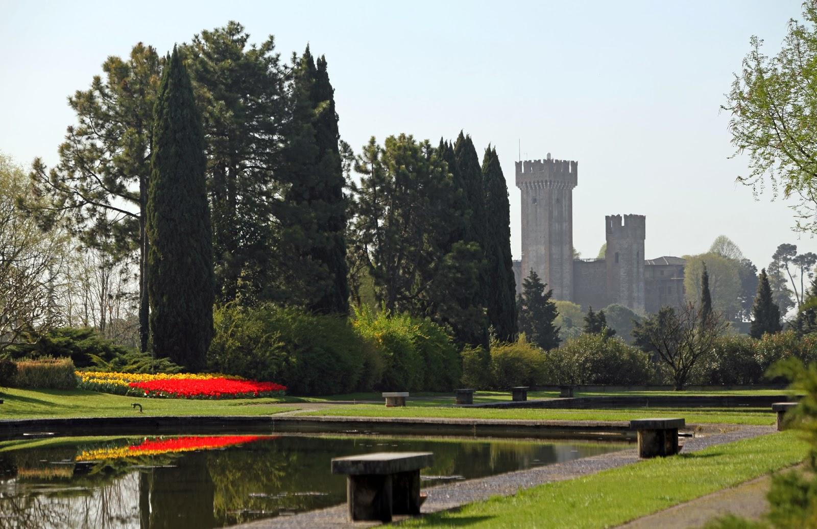 Discover north east italy for free october 2013 - Parco giardino sigurta valeggio sul mincio vr ...