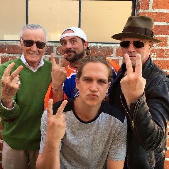 Stan Lee Cameo School
