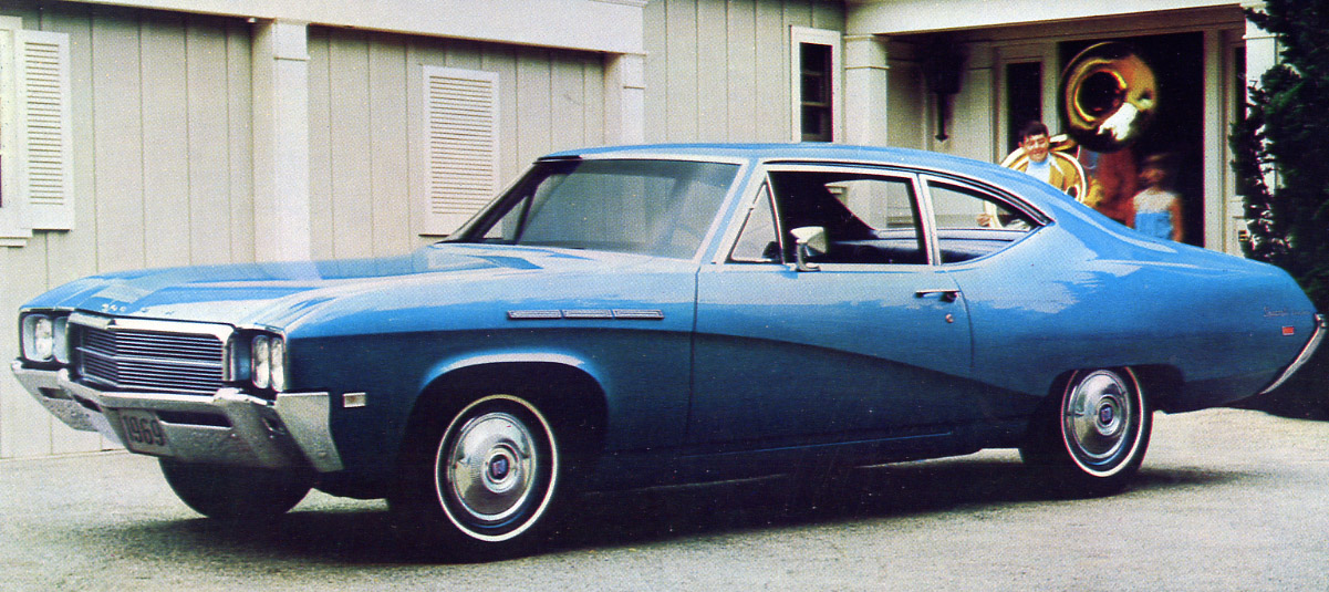 Old Cars Canada: 1969 Buick