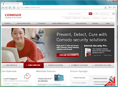 Comodo Dragon Internet Browser 28.0