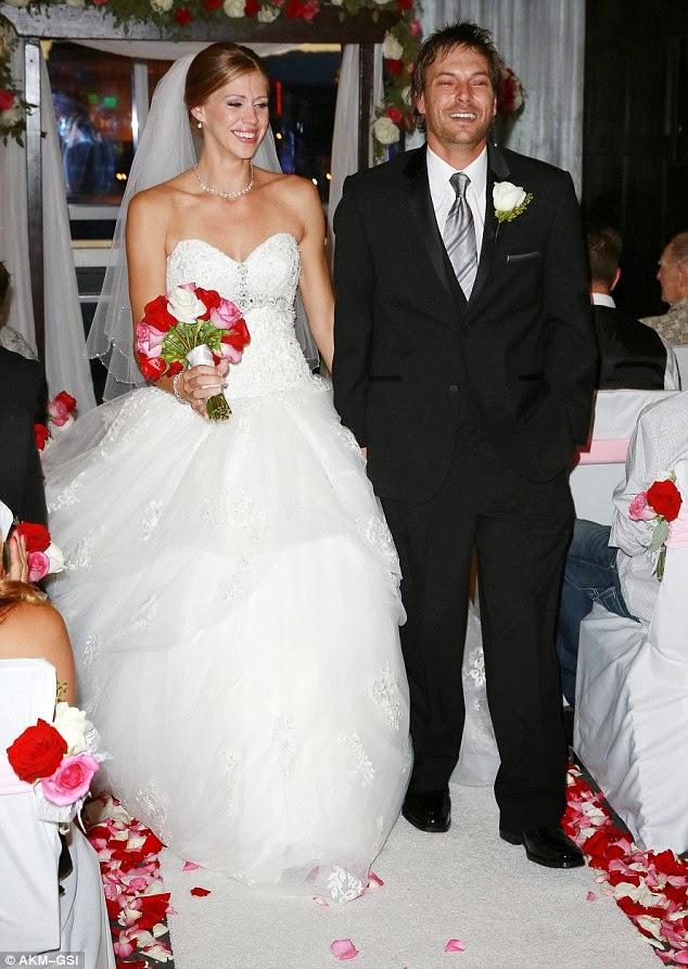 Kevin Federline And Victoria Prince S Wedding