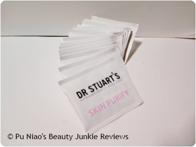 Dr Stuart Skin Purify Tea