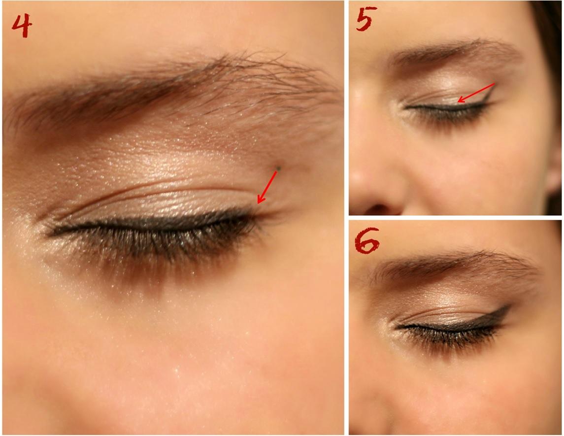 Como hacerse bien la raya del ojo trucos maquillaje archives p 225 gina 4 de 28 pack wordpress - Como pintarse bien ...