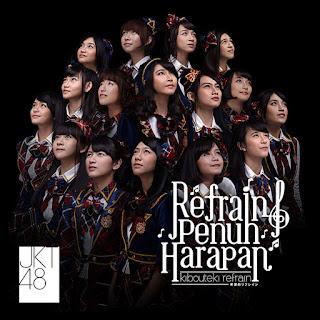 JKT48 - Refrain Penuh Harapan (from Kibouteki Refrain EP)