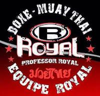 PROFESSOR DE BOXE E MUAY THAI
