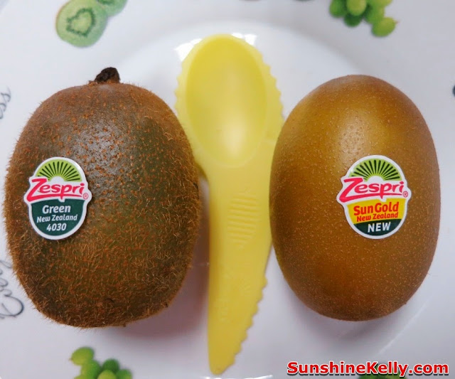 Zespri Kiwifruit, Zespri Green, Zespri SunGold, Zespri 14-Day Daily Scoop of Amazing Challenge