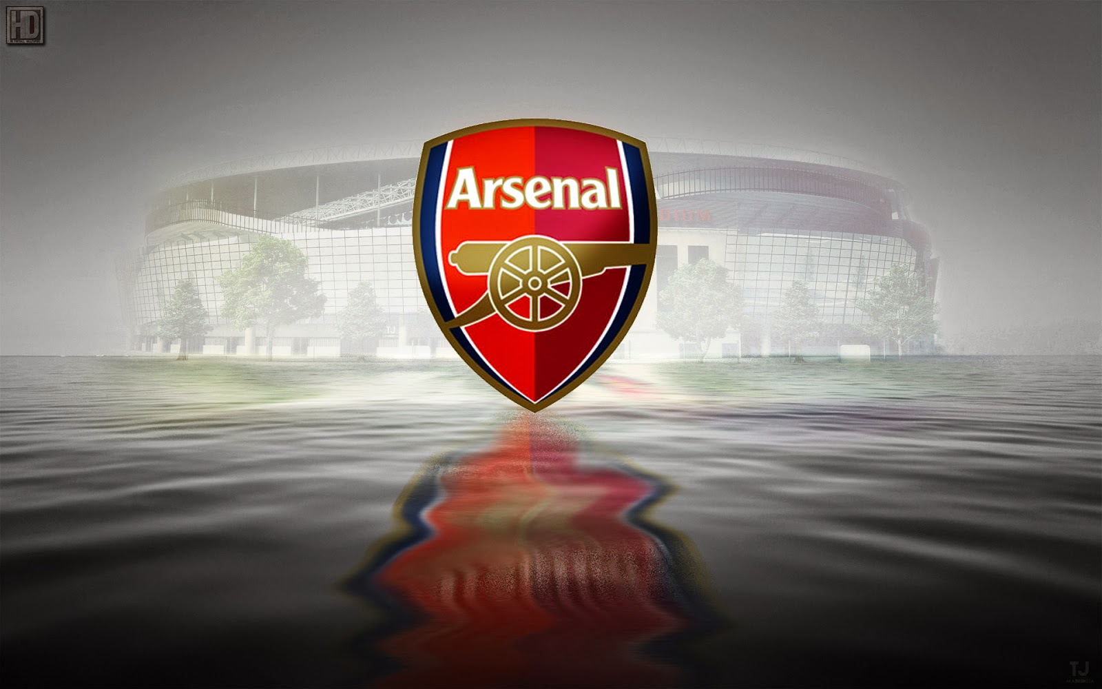 Arsenal Football Club Wallpaper - Football Wallpaper HD