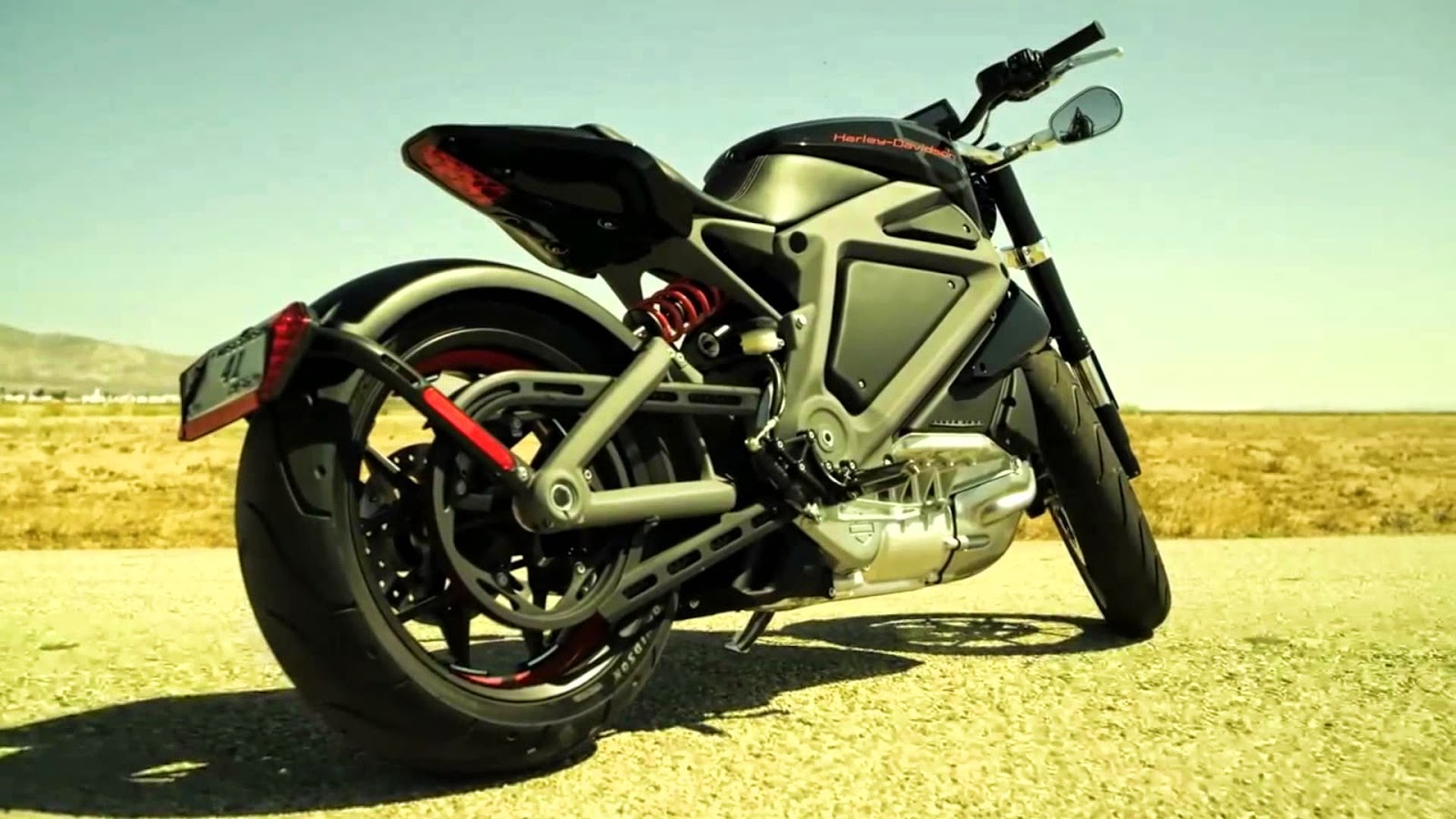 Harley Davidson First Electric Bike Livewire