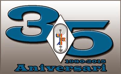 35 Aniversari URA