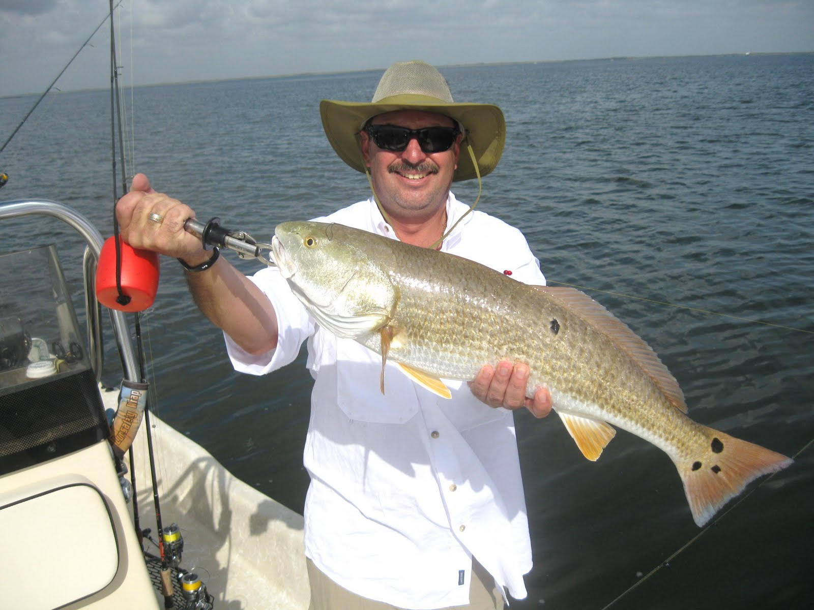 Ron 39 s rockport fishing reports saint charles bay for Aransas pass fishing report