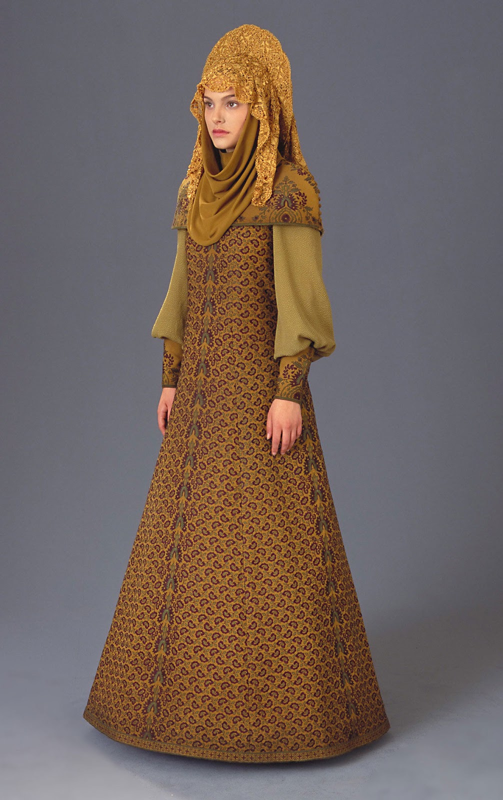 A Look Into Star Wars Padme 39 S Dresses Part Iv