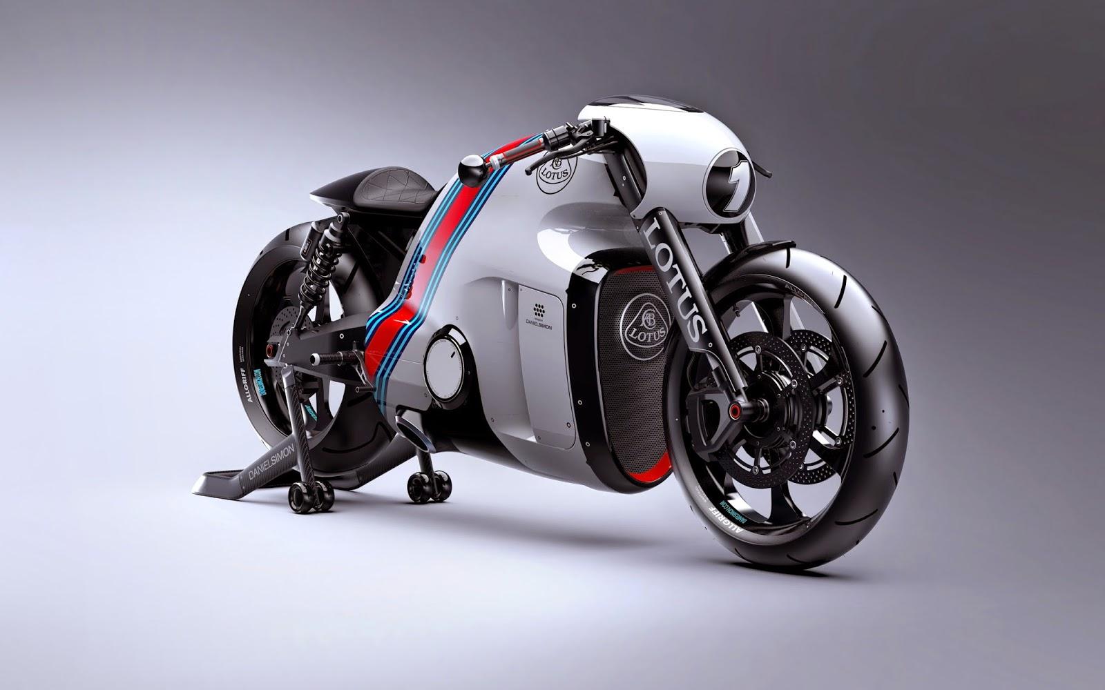 2014 Lotus Motorcycles C 01