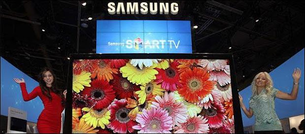 Samsung presenta las pantallas UHD Ultra-HD