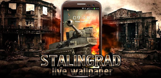 Live Wallpaper v1.0.0 APK Stalingrad screen