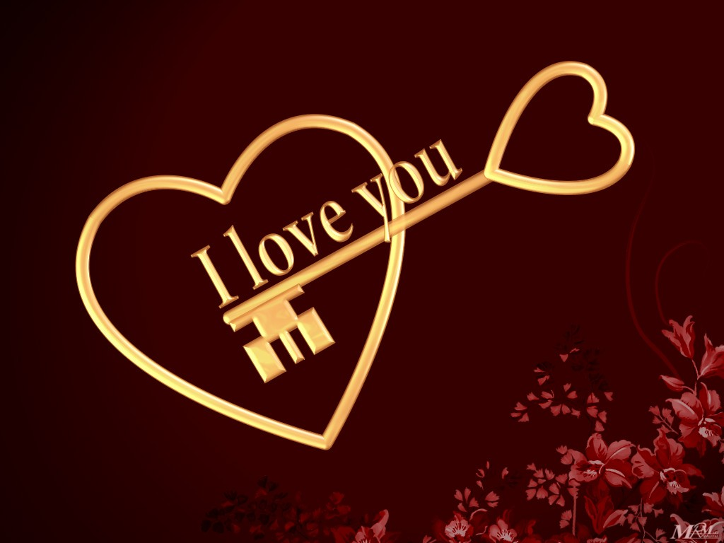 Cool I love You Images Free Download