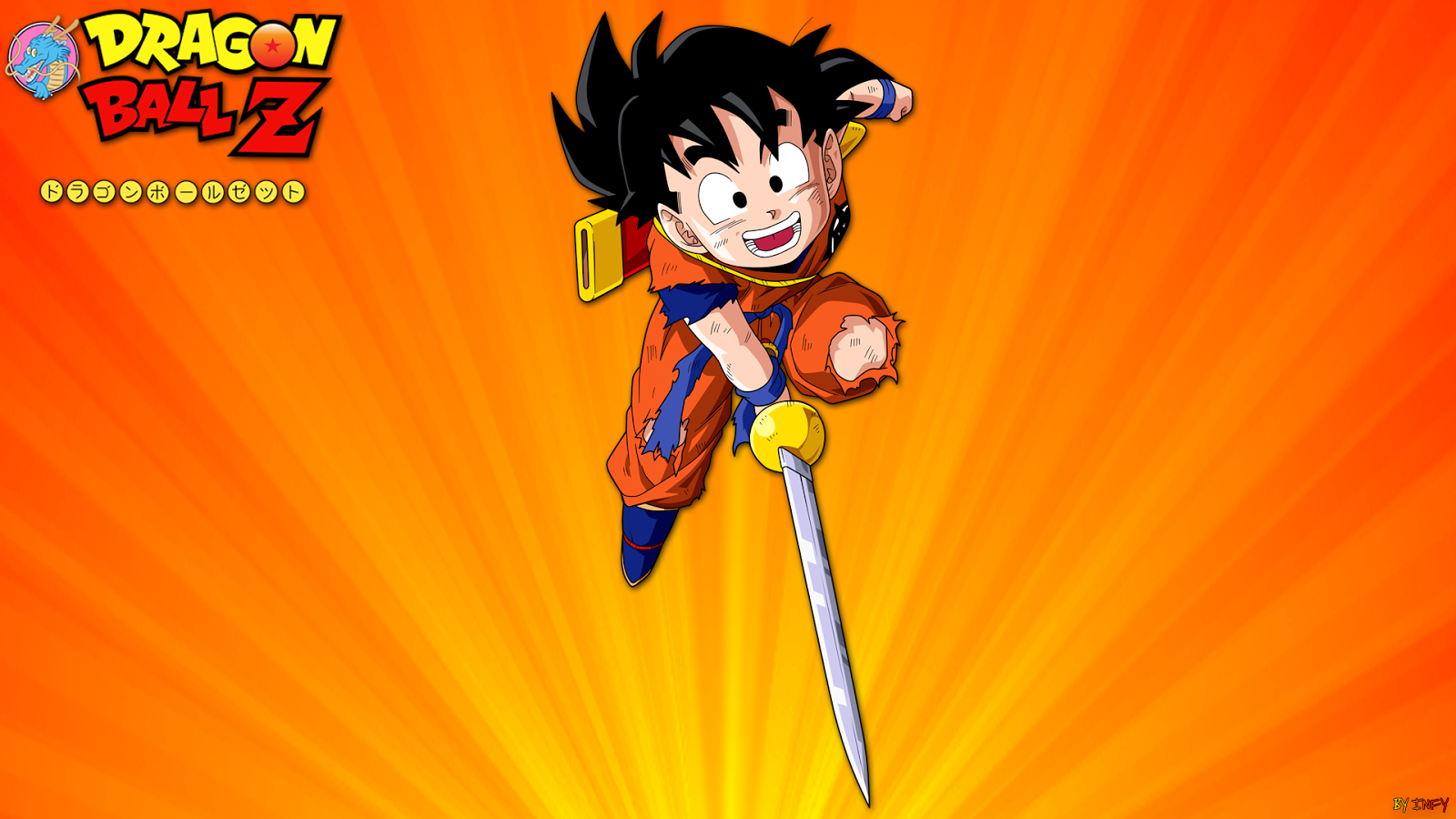 Download Dragon Ball, SonGoku Full HD Wallpapers - 3D HD ...