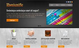 Rheniumific WordPress Theme