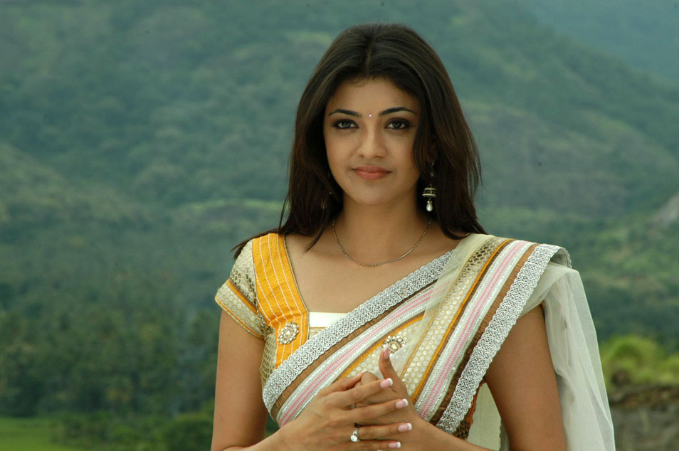 indian-actress-photoall-singham Kajal Agarwal Saree Stills ...