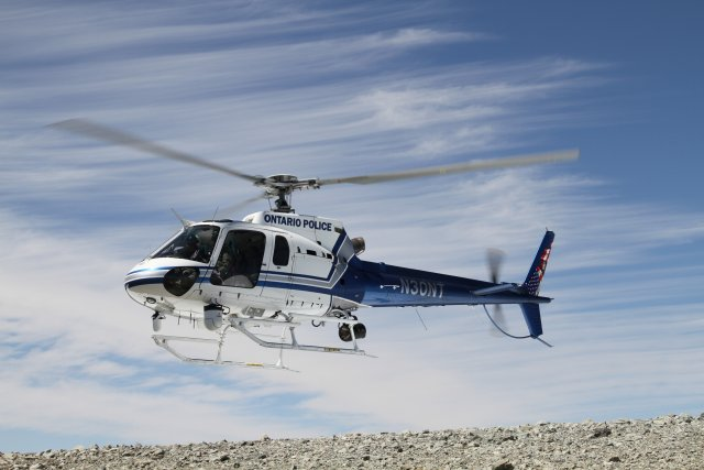Elicottero H 125 : World defence news california law enforcement agencies