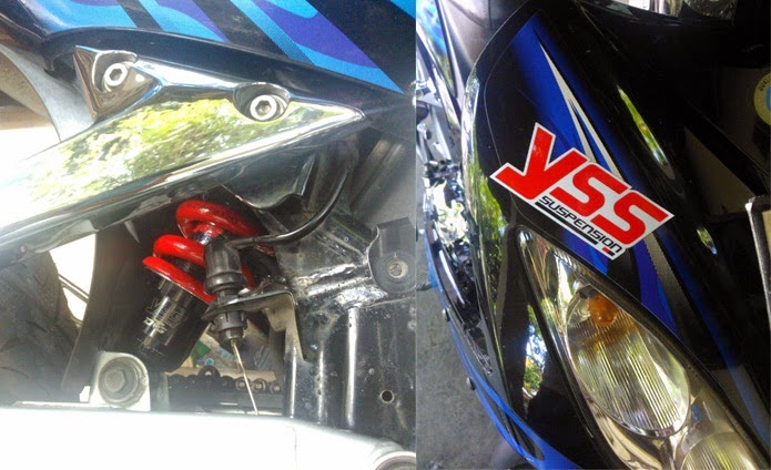 Review/Ulasan Shockbreaker YSS Hybrid DTG Terbaru