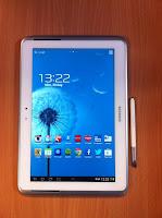 Kelemhan dan Kelebihan Samsung Galaxy Note 10.1