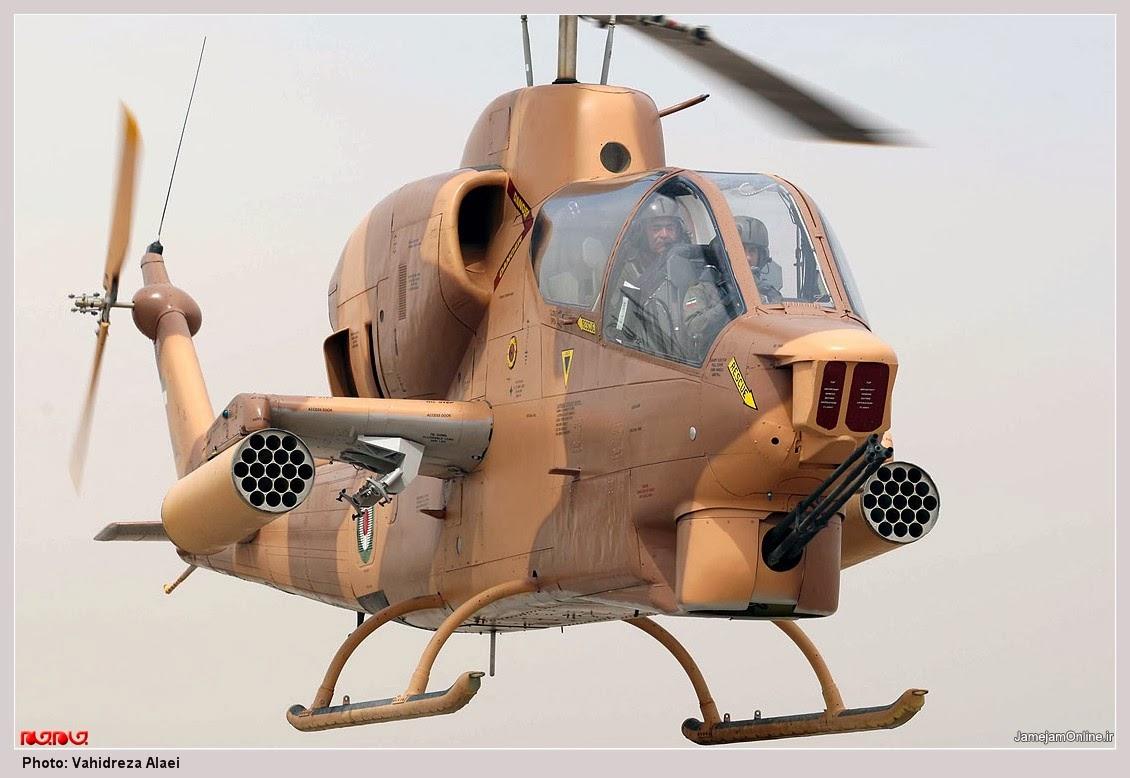 Fuerzas Armadas de Iran TOO