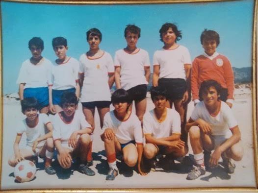juvenis Belinho 1982
