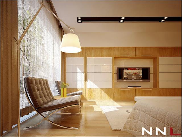 Desain Ruang Santai Keluarga Terbaik