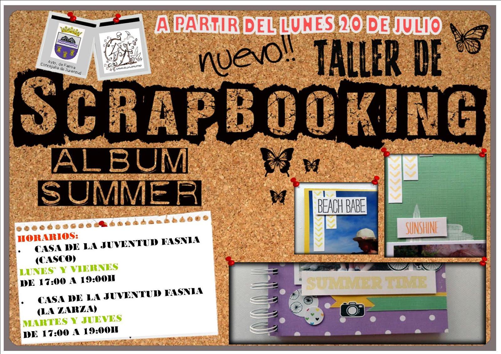 TALLER DE SCRAP