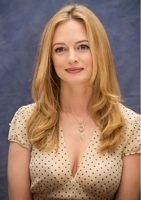 Celebrity Images: Heather Graham