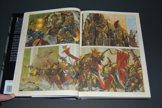 Artbook: Horus Heresy the Collected Visions. DSC_0782