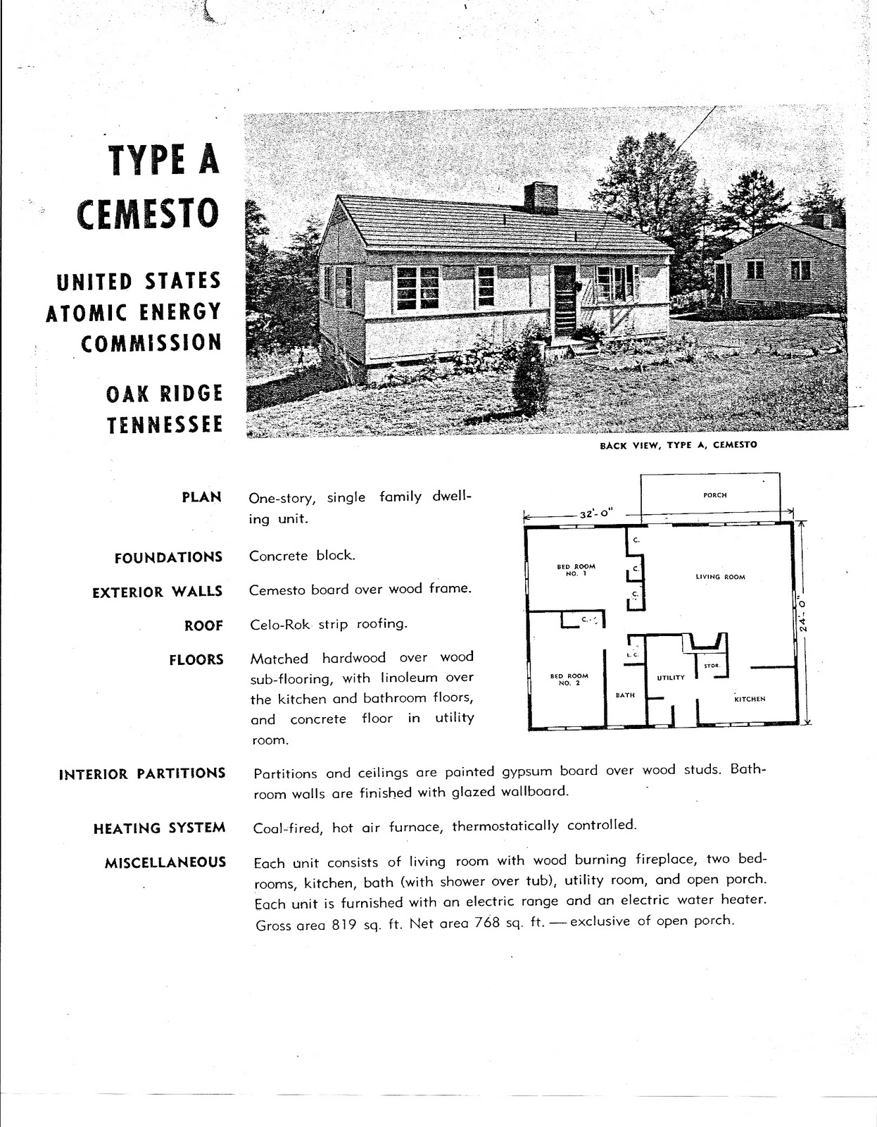 Wayfarin     Stranger  Alphabet HousesThe firm came up   a series of five basic house plans that could quickly be assembled on site  Designated types A  B  C  D  and F  the houses quickly
