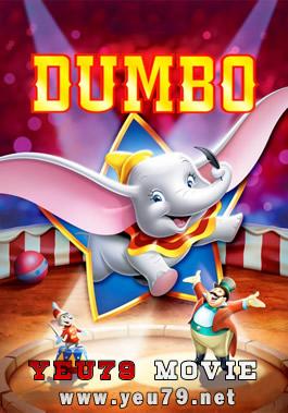 Chú Voi Con Biết Bay - Dumbo