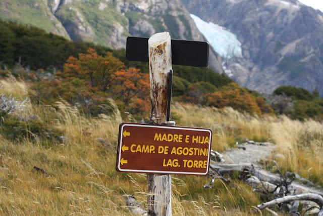 laguna madre e hija el chalten patagonia