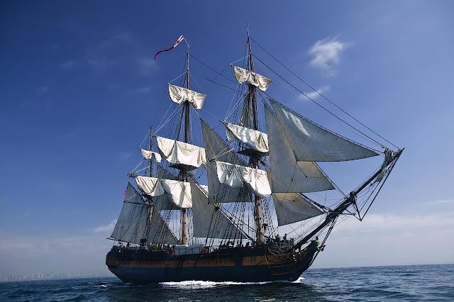 Gambar Perahu Layar 02
