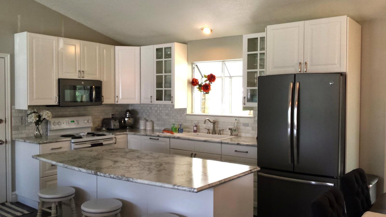 Designing greenland for Brammer kitchen cabinets