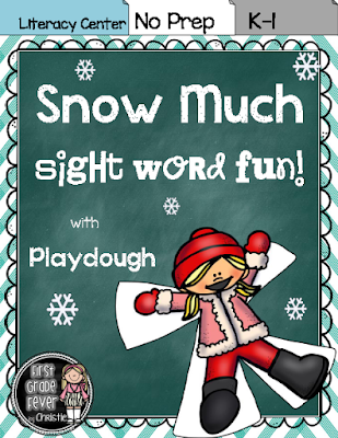 https://www.teacherspayteachers.com/Product/Snow-Much-Fun-PlaydoughLiteracy-Center-472917