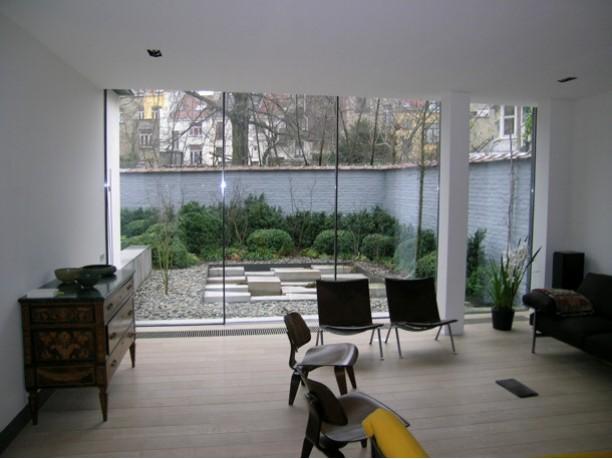Archi love il giardino d 39 inverno della tua casa dei sogni - Giardino interno casa ...