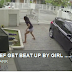 THIEF GET BEAT UP BY GIRL (Brave Girl)