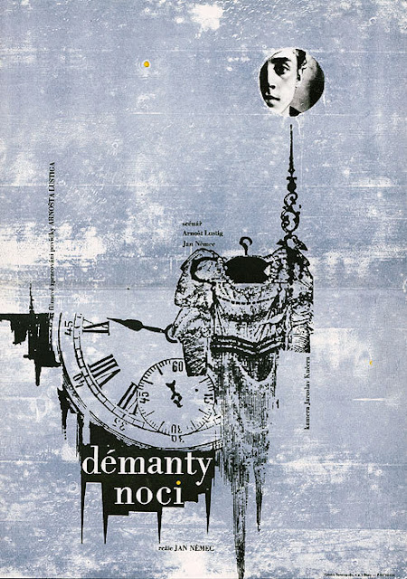 Diamonds of the Night • Démanty noci (1964)