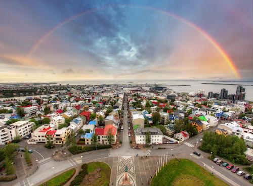 10 Dicas de atrações em Reykyavik – Islândia