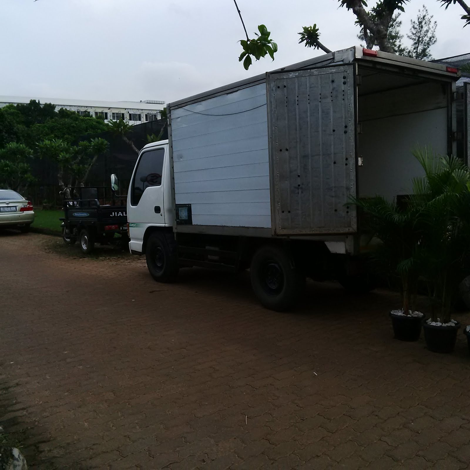 Quilla Mobile Truck