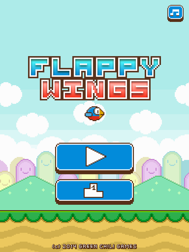 Flappy Wings - FREE App By Green Chili Games UG (haftungsbeschrankt)