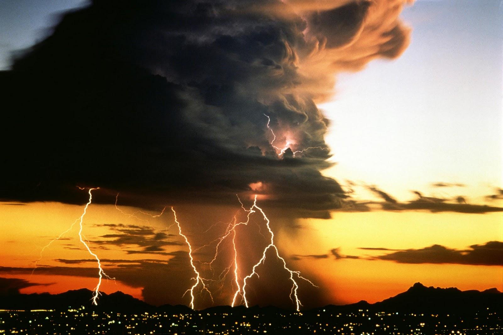 Rayos sorprendentes fuerzas de la naturaleza lightnings