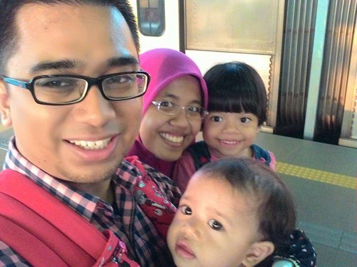 2015 short-LRT-trip #familypotrait #weekendgetaway